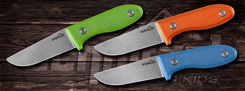 schnitzel knives messer